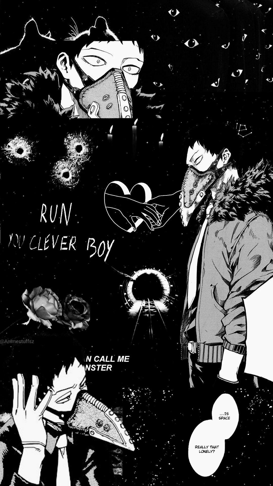 Overhaul Anime Wallpaper Anime Wallpaper Iphone Anime Wallpaper Phone