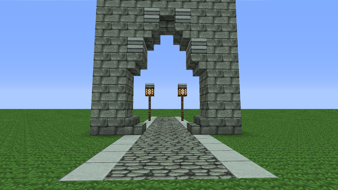 Find This Pin And More On Minecraft Ideas By GreyWardens.