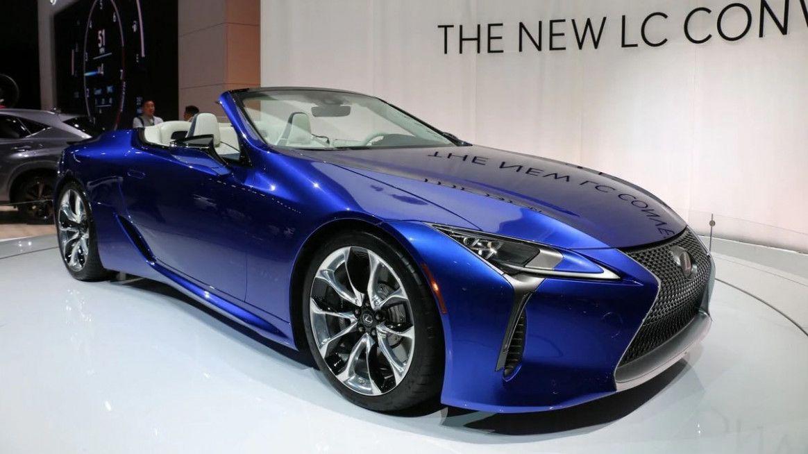 2020 Lexus Convertible Lexus convertible, Lexus lc, Lexus