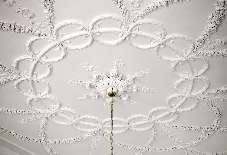 The Drawing room Ceiling | Kings Weston House