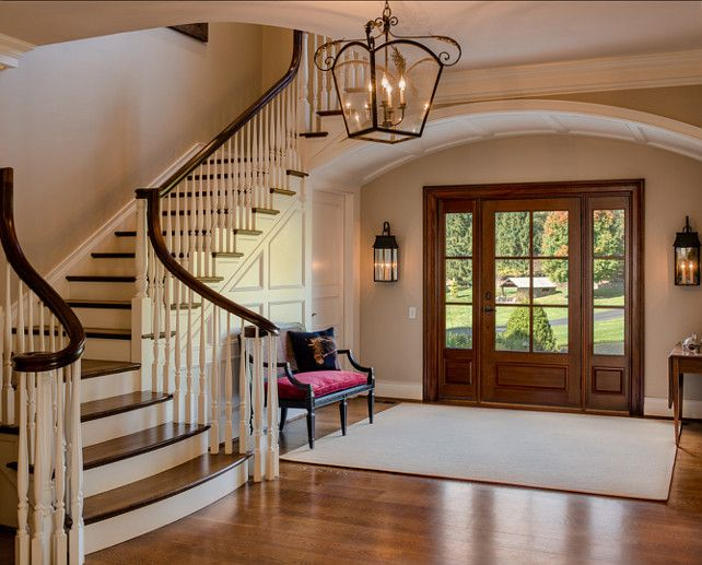 Entryway Design Ideas. Traditional Entryway Design. #Entryway ...