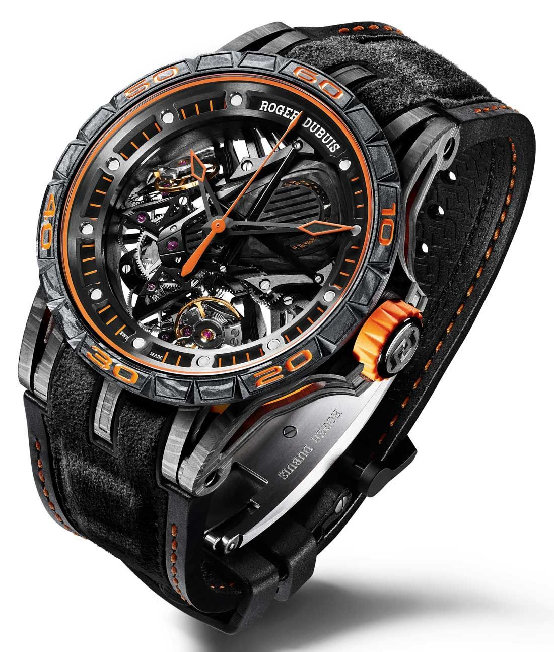 Roger Dubuis Becomes Official Partner Of Lamborghini 2fdc1cd19a1