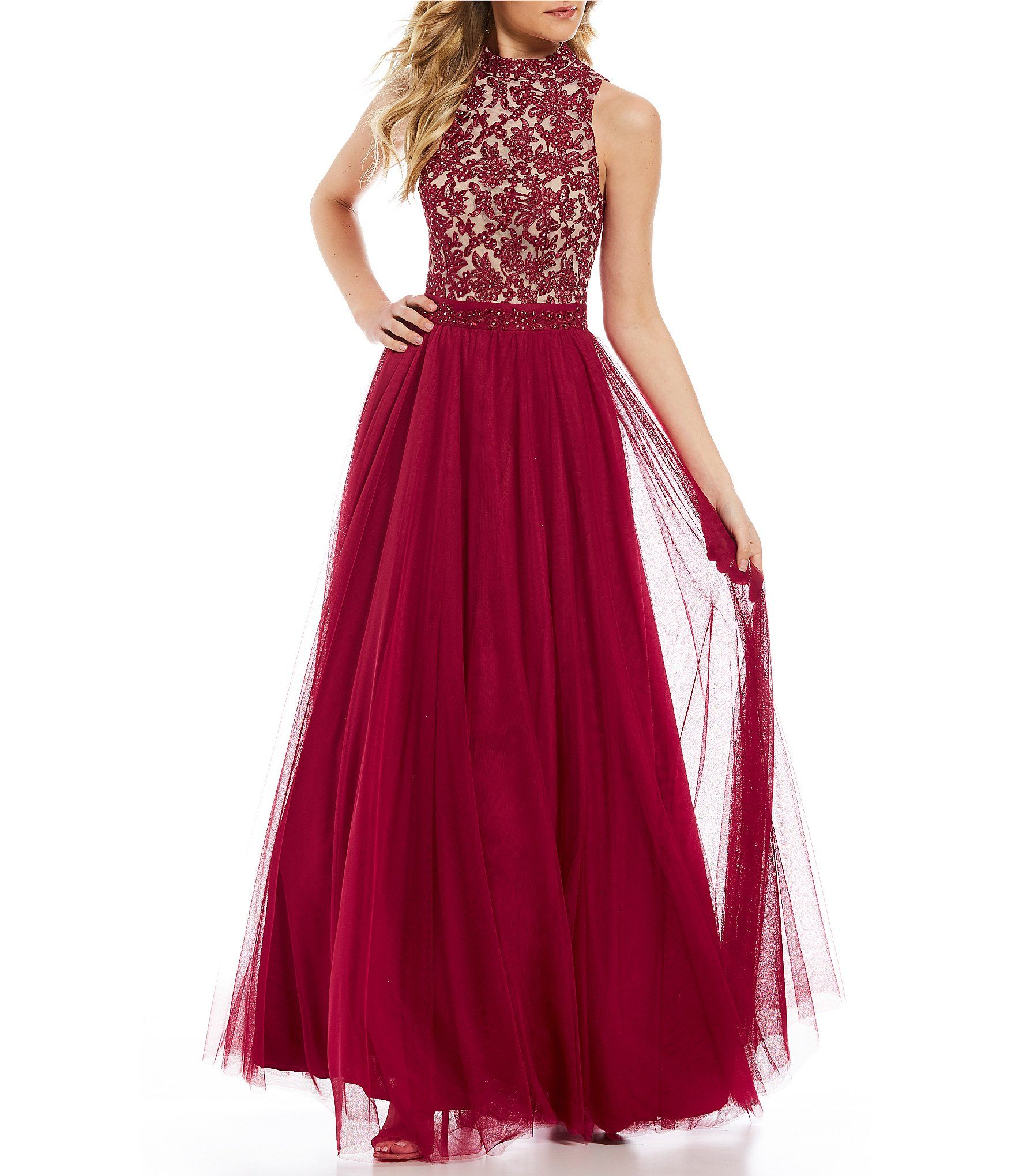 6710fa83f2 Red Prom Dresses 2018 Dillards - Gomes Weine AG