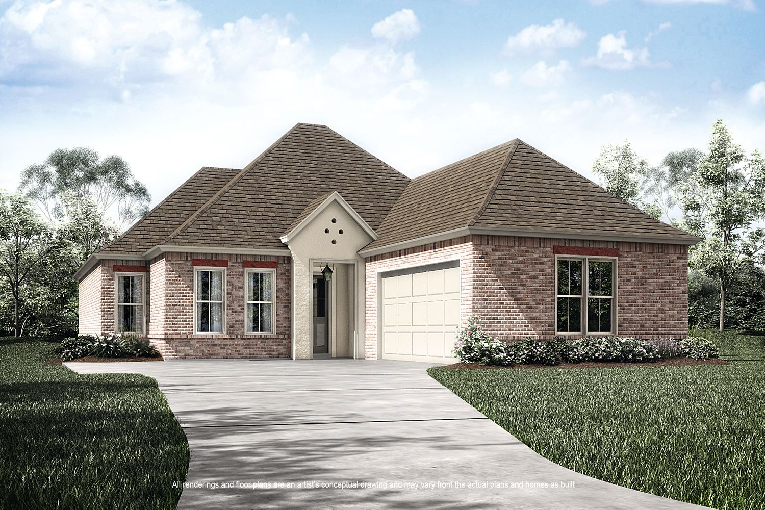 Homes for Sale in Youngsville LA at 107 Piper Crest Lane