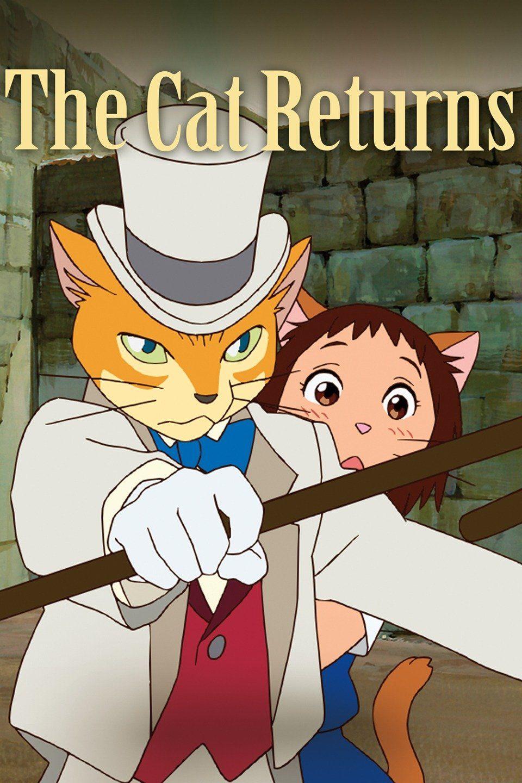 The Cat Returns (2003) Movie Reviews The cat returns