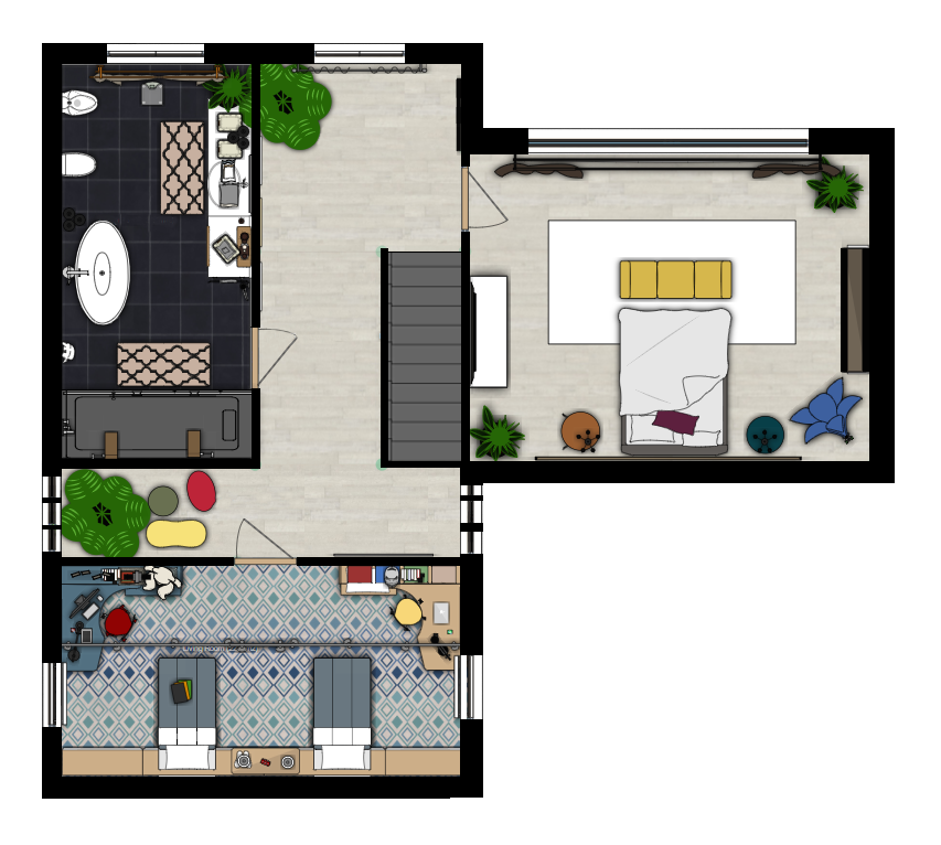 Interior Floor Plan, Interior Ideas, Create A Floor Plan