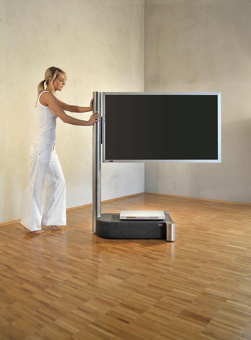 TV-Halter inidividual art16  Produktdesign  wissmann