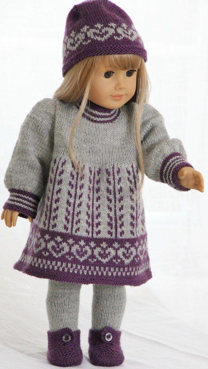 perfekte Herbst-Outfit für Puppe anneliese | Puppe | Pinterest ...