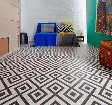 Retro Vinyl Flooring In Home Diy Materials Vinyl Flooring White Vinyl Flooring Retro Vinyl Flooring