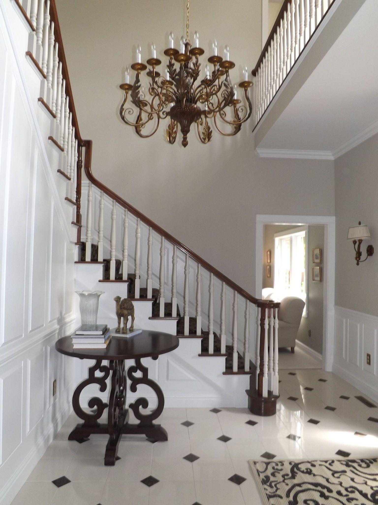 Classic tailored elegant revere pewter benjamin moore paint