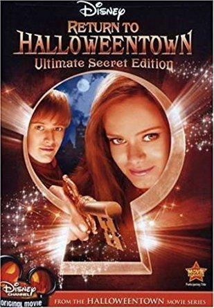 Return To Halloweentown Halloween Town Movie Best Halloween Movies Disney Channel Movies