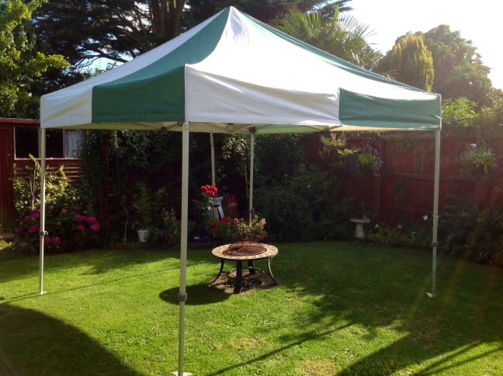 Today we're getting our 3m Gazebo's in tiptop shape ready