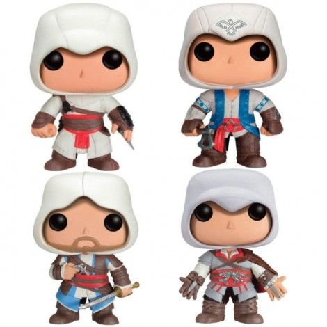 Figurine POP! Assassin's Creed