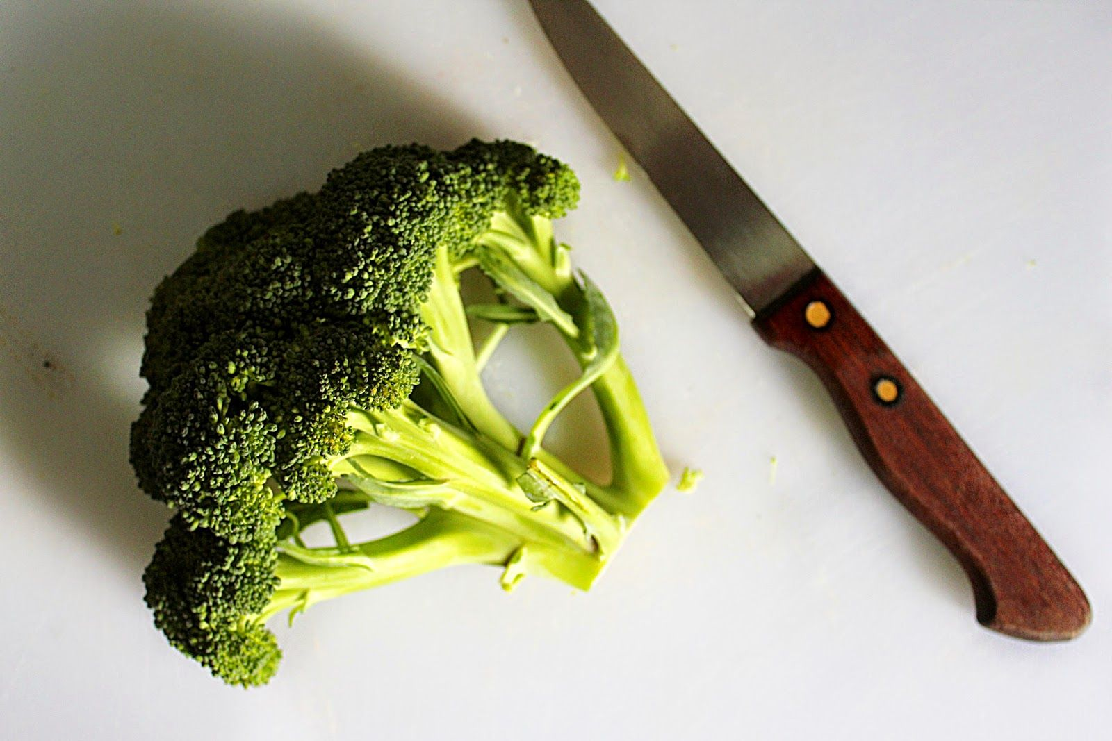 Na Cozinha Com a Filipa: Snack de brócolos