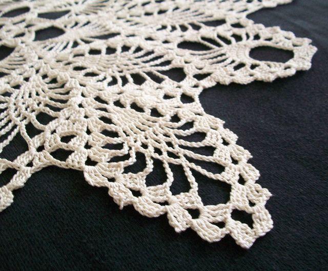 Doily Doilies - Filet Crochet Doilies Patterns   doily   Pinterest