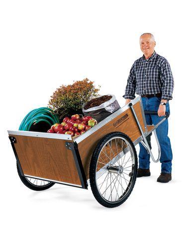 Garden Cart Large Garden Wagon Yard Cart Garden Wagon Garden Cart Yard Cart