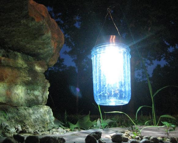 DIY Solar Lighting