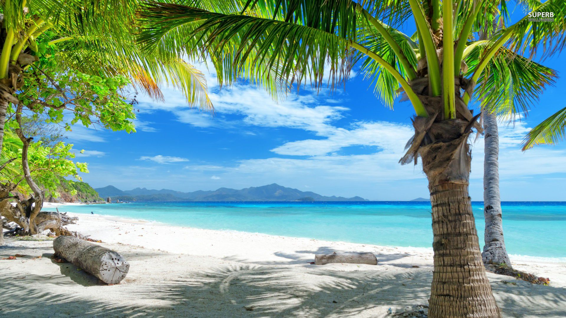 Tropical Island Beach Ambience Sound: Free Beach Wallpapers To Download Wallpaper