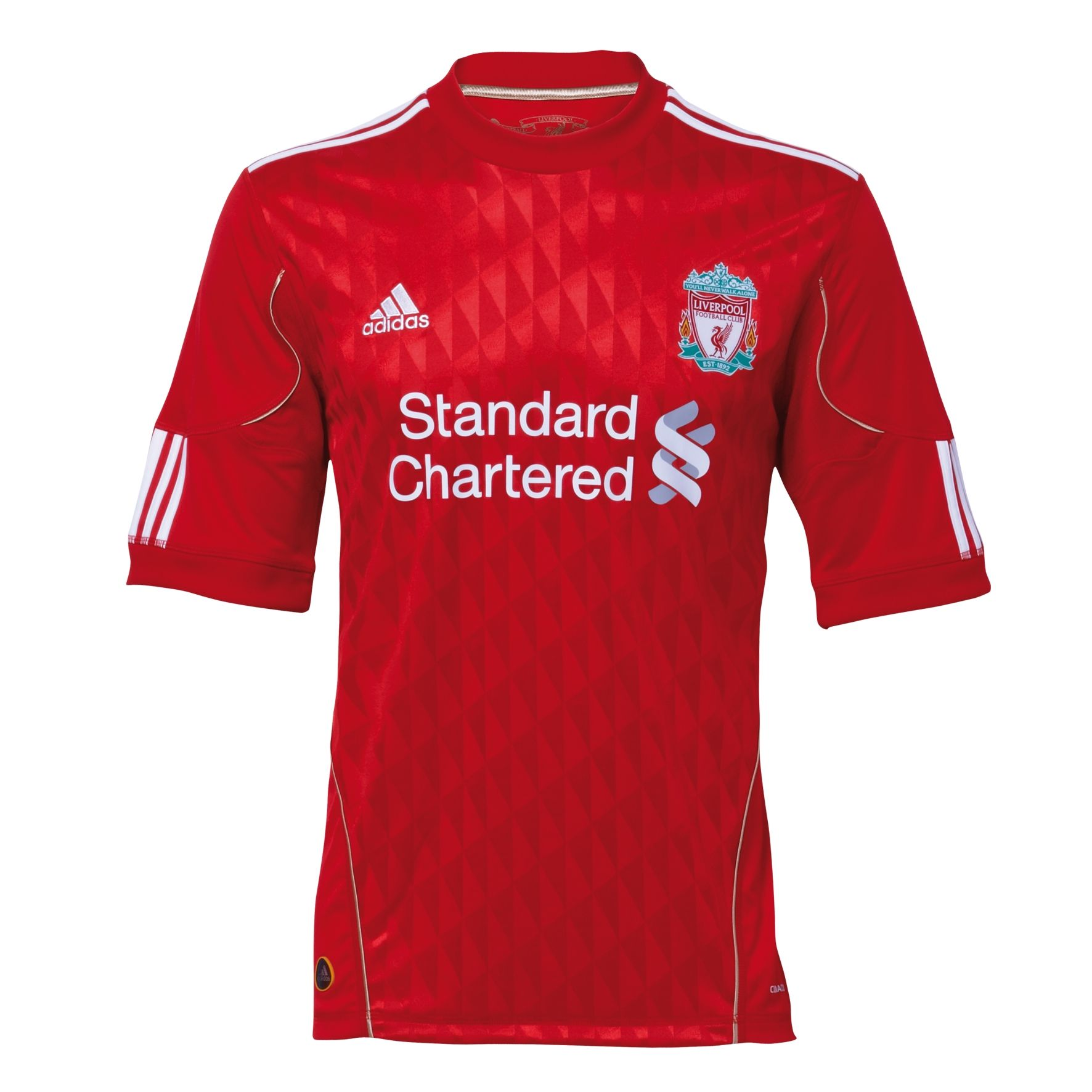 Liverpool 11-12 Home Shirt  Adidas P96763   80861a873