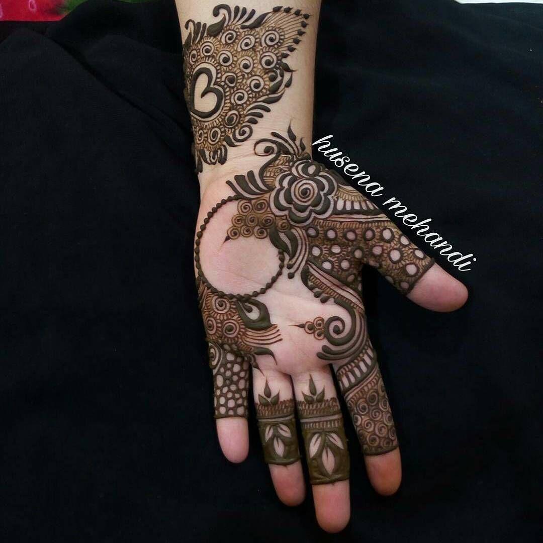 5 668 Likes 13 Comments Mehandi Designs Awesomemehandi On