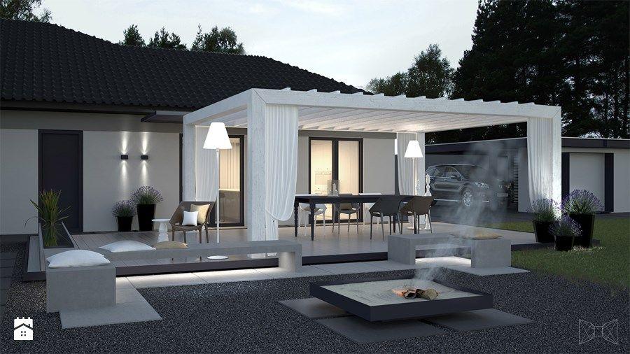 Tiny Home Designs: Taras: Zagospodarowanie Terenu -M