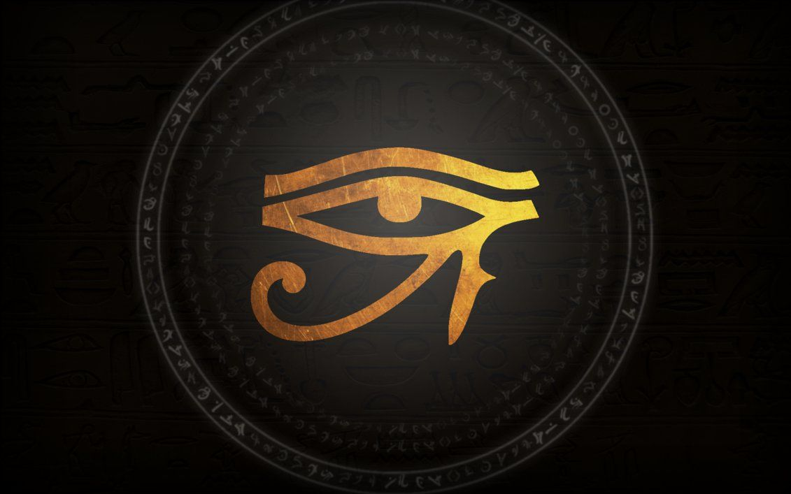 Eye Of Horus Desktop Wallpaper