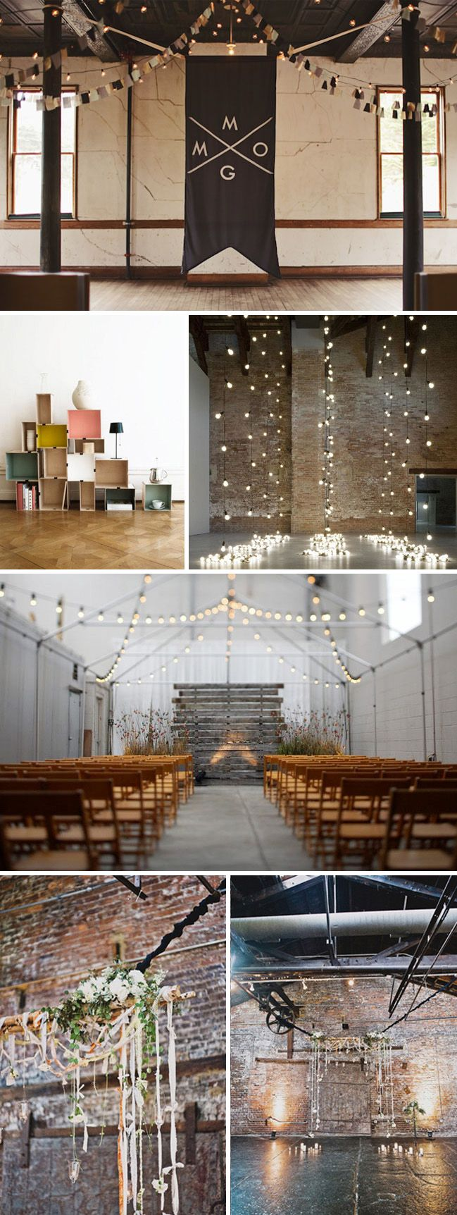 Wedding Trend: Ceremony Backdrop RoundUp - The Collection Event Studio - The Collection - A Wine Country Wedding & Event Studio Showcasing a Curated Collection of Vendors & Venues
