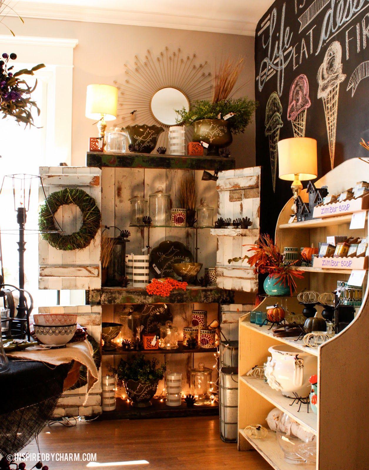 Michael's FABULOUS fall shop! @Michael Wurm, Jr. {inspiredbycharm.com}