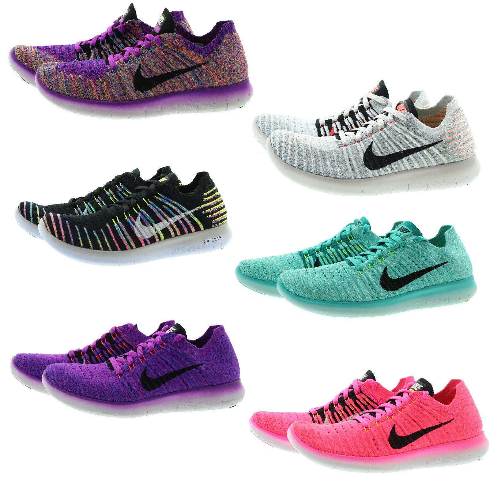 Nike 831070 Womens Free RN Flyknit