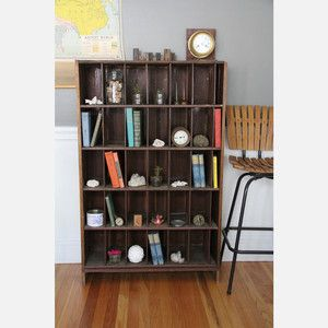 Rustic Mailroom Sorter now featured on Fab.