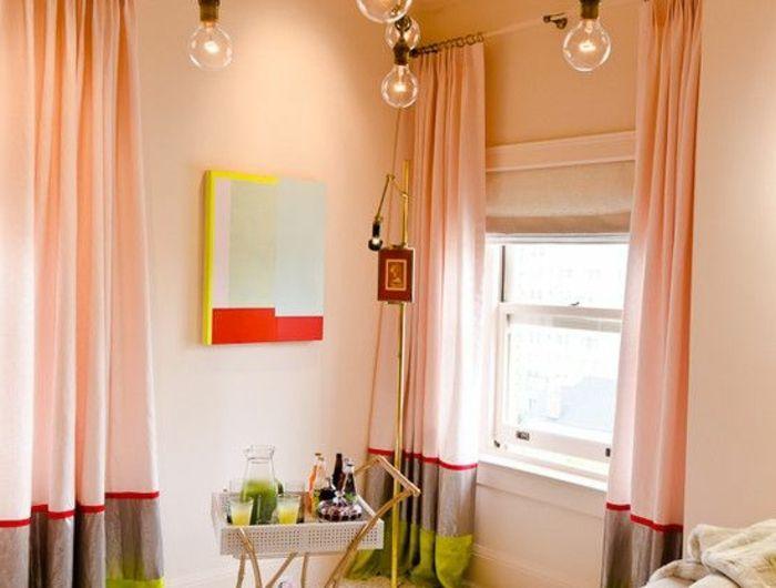 Idées en 50 photos pour choisir les rideaux enfants Pinterest