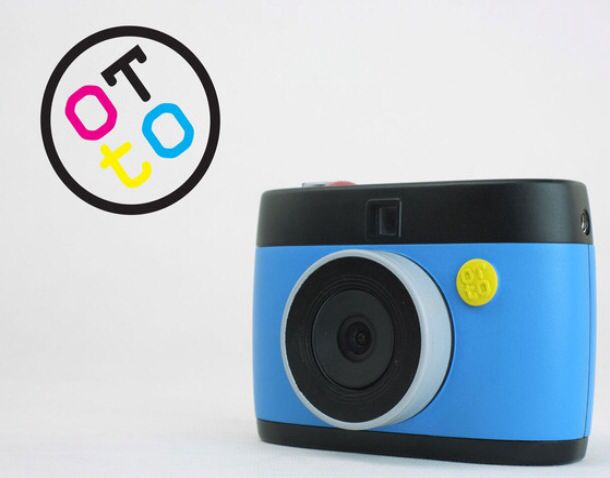 OTTO - a cute, hackable camera that makes GIFs. If you like the concept of this and have the means, please look it up on Kickstarter and support its creators!