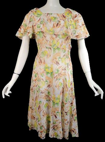 Cotton Dresses Curley's Wife