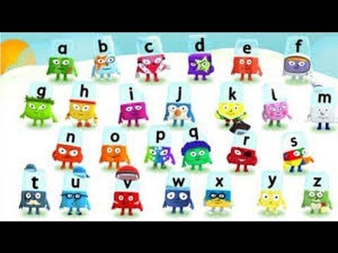 alphablocks song ABC SONG | Education---Alphabet Worksheets and ...