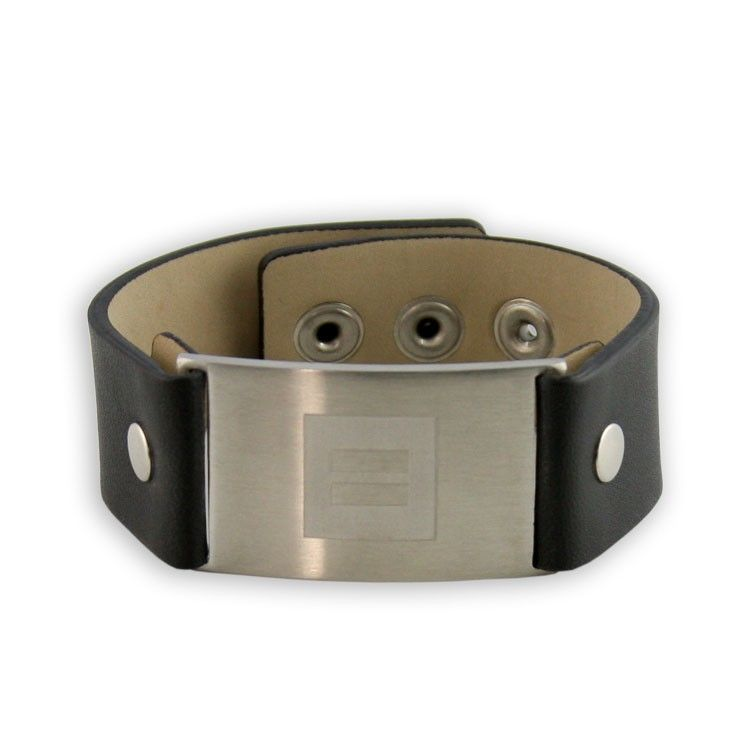 Equality Leather Cuff