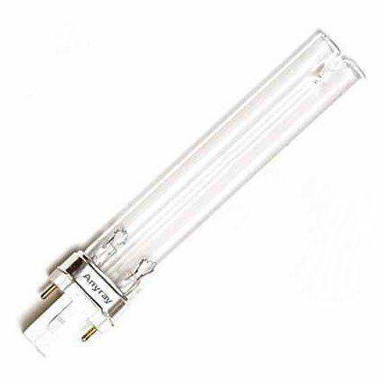 11w 11 Watt G23 2 Pin Germicidal Ultraviolet Bulb For Tetra Pond Uv Filters By Anyray 12 99 110v 120v 60hz Length 11w Bulb Ultra Violet Water Gardens Pond