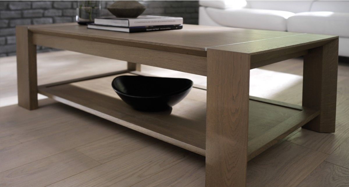 Tables chaises table basse metro tables basses tables basses rectangulaires mobilier - Mobilier de france table basse ...