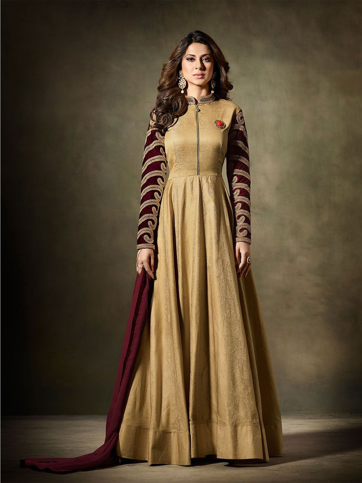 84e9b7e7faa Shop wide collection of embroidery party wear indian salwar suits at  affordable price online.