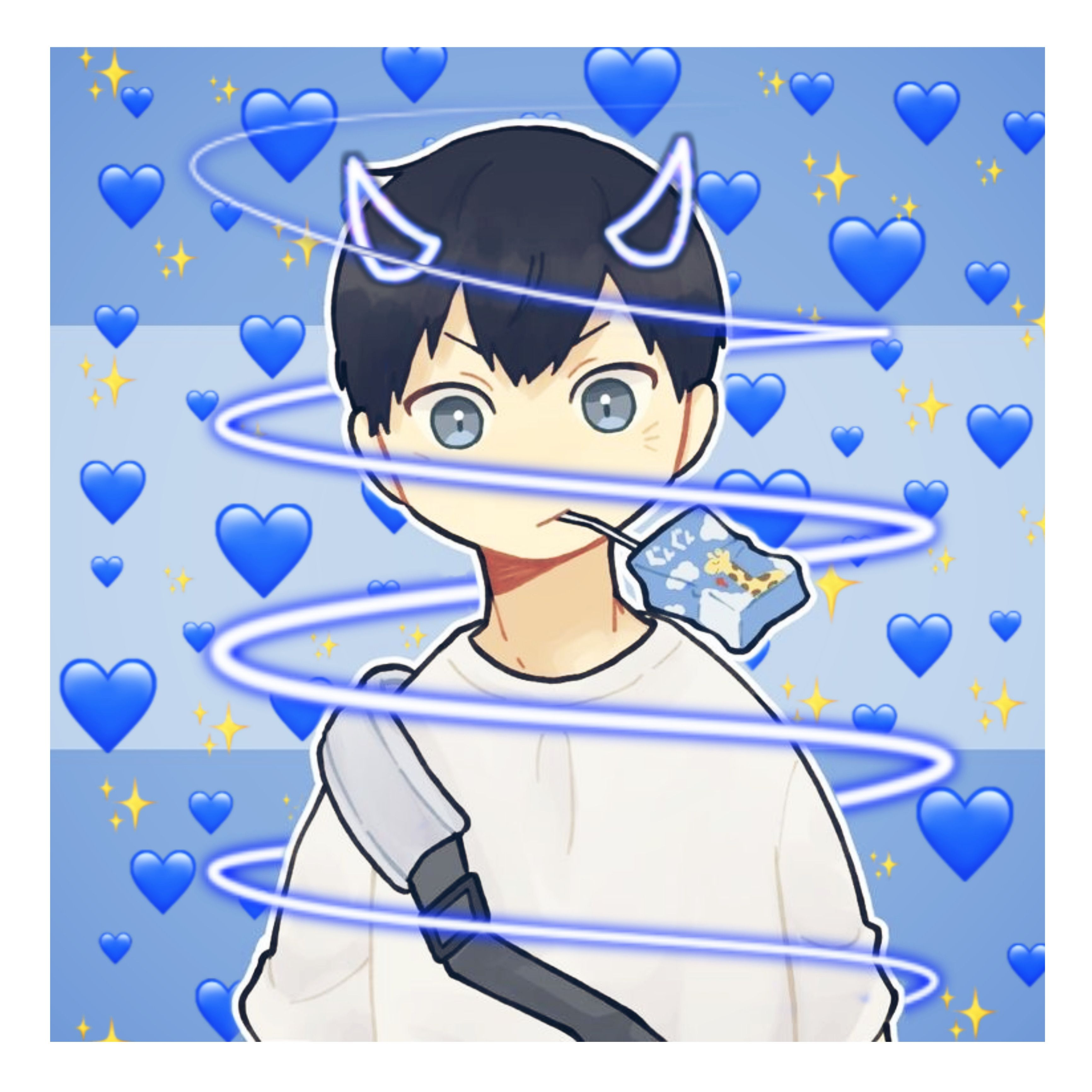 Kags Is So Cute I Ll Drink From His Milk Haikyuu Haikyuuedit Haikyu Haikyuukageyama In 2020 Haikyuu Anime Haikyuu Kageyama Otaku Anime