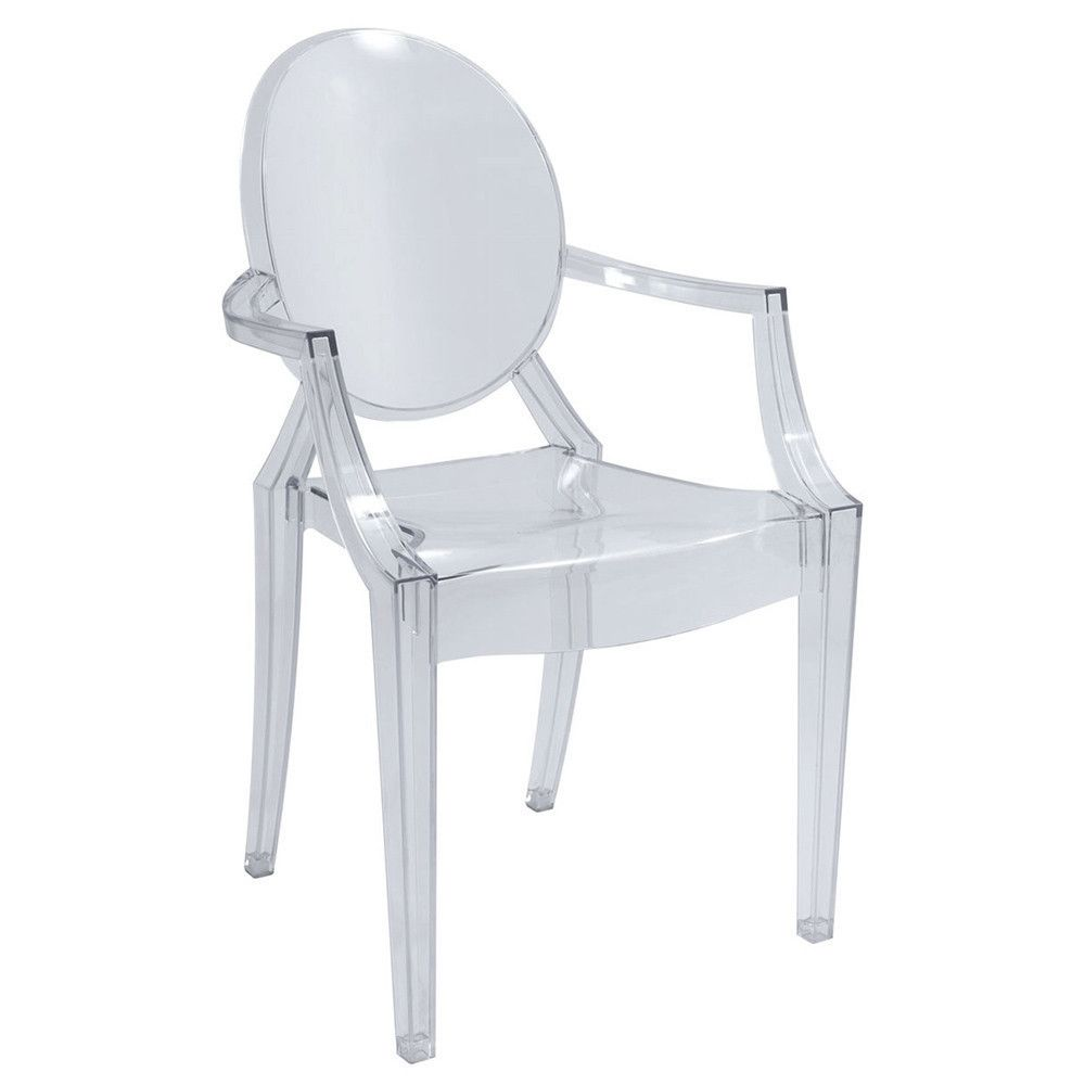 Ordinaire Plastic See Through Chair   Executive Home Office Furniture Check More At  Http://