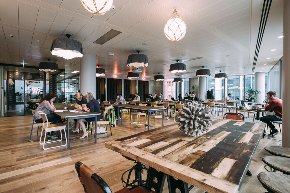 gallery of how coworking and coliving are redefining space as a