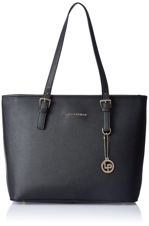 Lino Perros Women s Handbag (Black) Rs.1520  a825313902552
