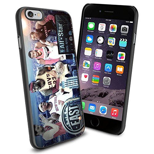 NBA Basketball All Stars East 2015, Cool iPhone 6 Case Cover Collector iPhone TPU Rubber Case Black Phoneaholic http://www.amazon.com/dp/B00TJSWT8U/ref=cm_sw_r_pi_dp_sdamvb0M2JV02