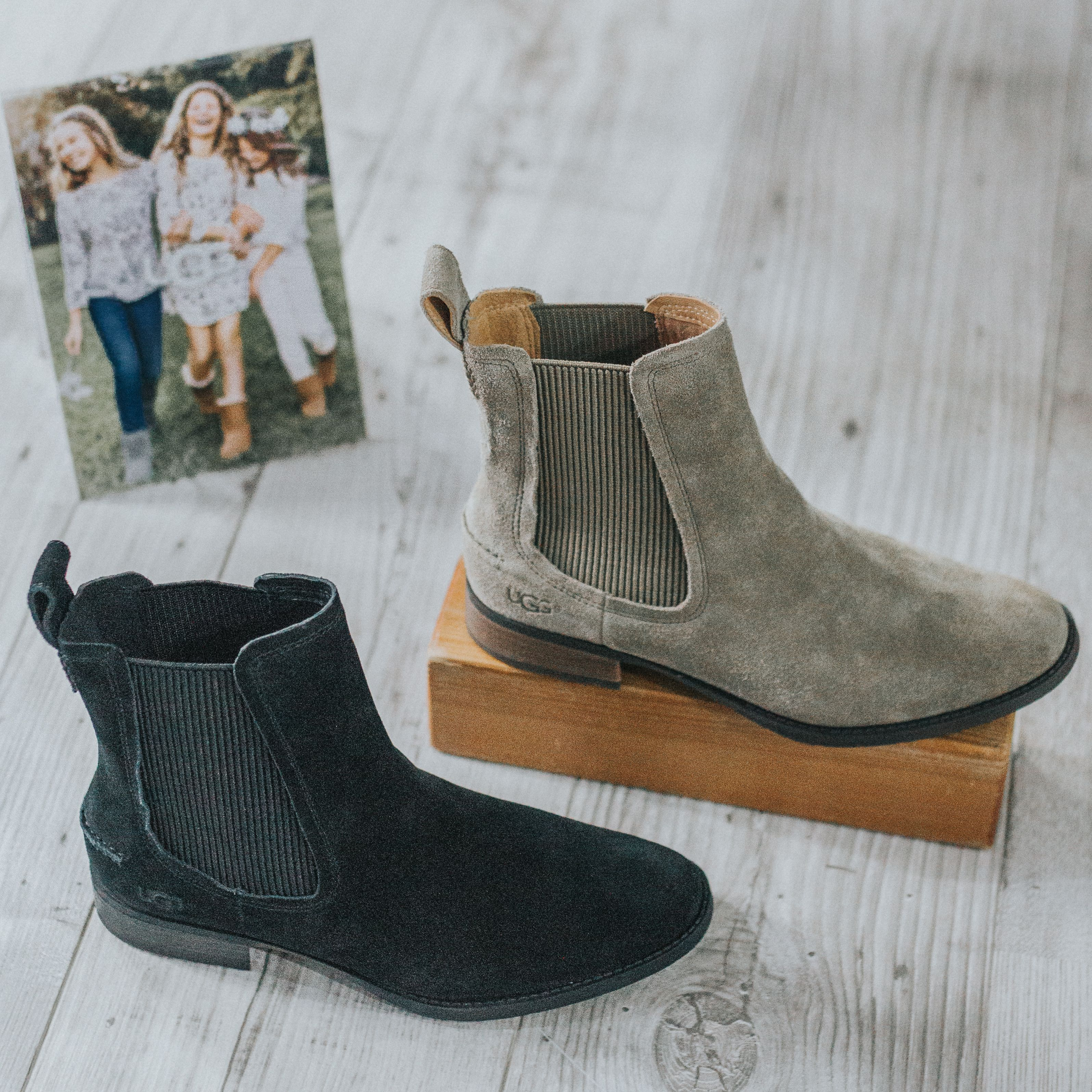 f45945f8a7f UGG UGG Hillhurst Chelsea Boot | Antilope in 2019 | UGG Ladies ...