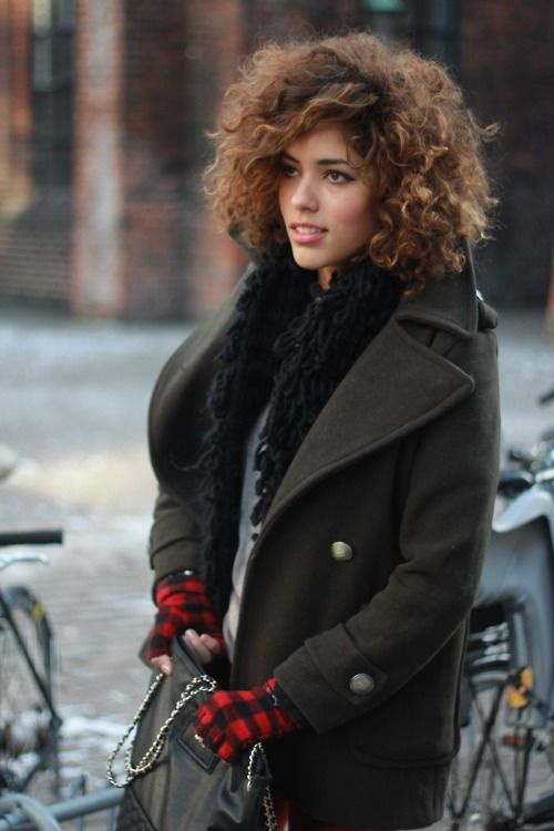 The Most Fantastic Hair Pinterest Curly Winter And Clothes