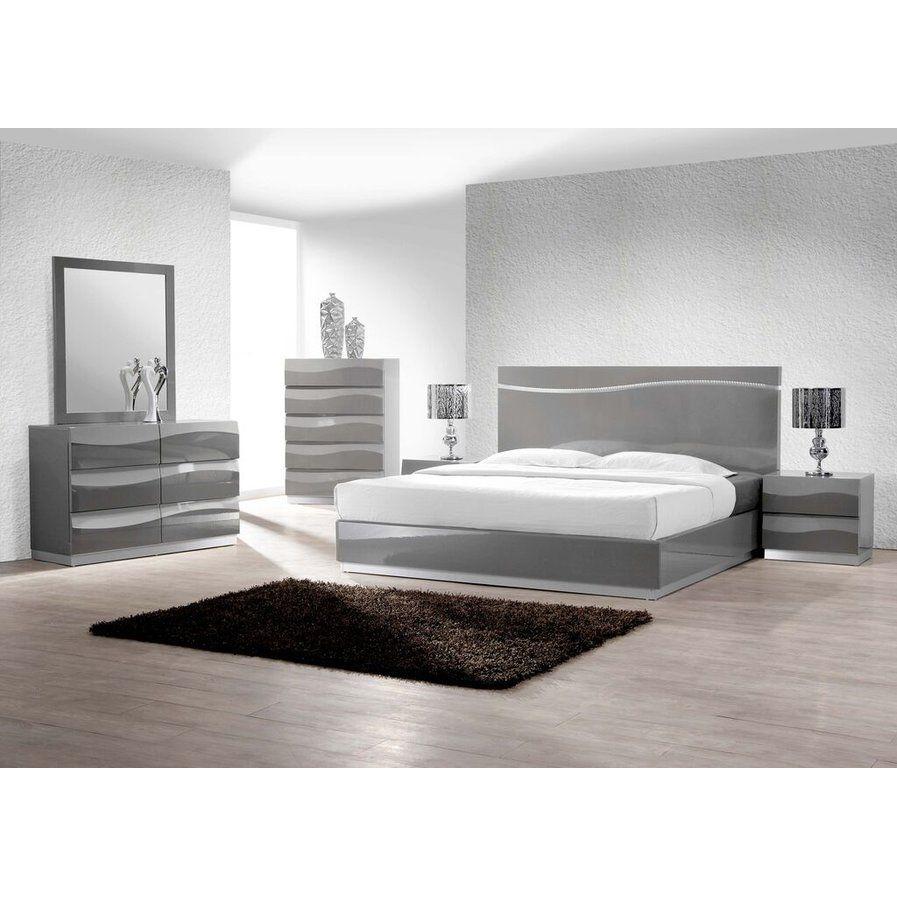 Moumoune Platform Configurable Bedroom Set Bedroom Furniture - King-size-bedroom-sets-minimalist
