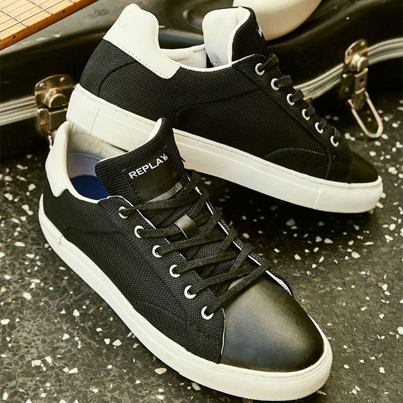 Replay jeans, Sneakers, High top sneakers