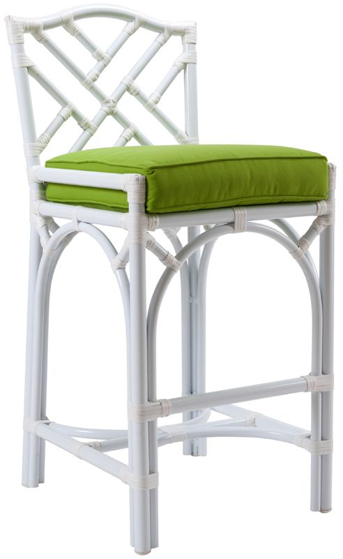 David Francis Outdoor Chippendale Bar stool | Home Goods ...