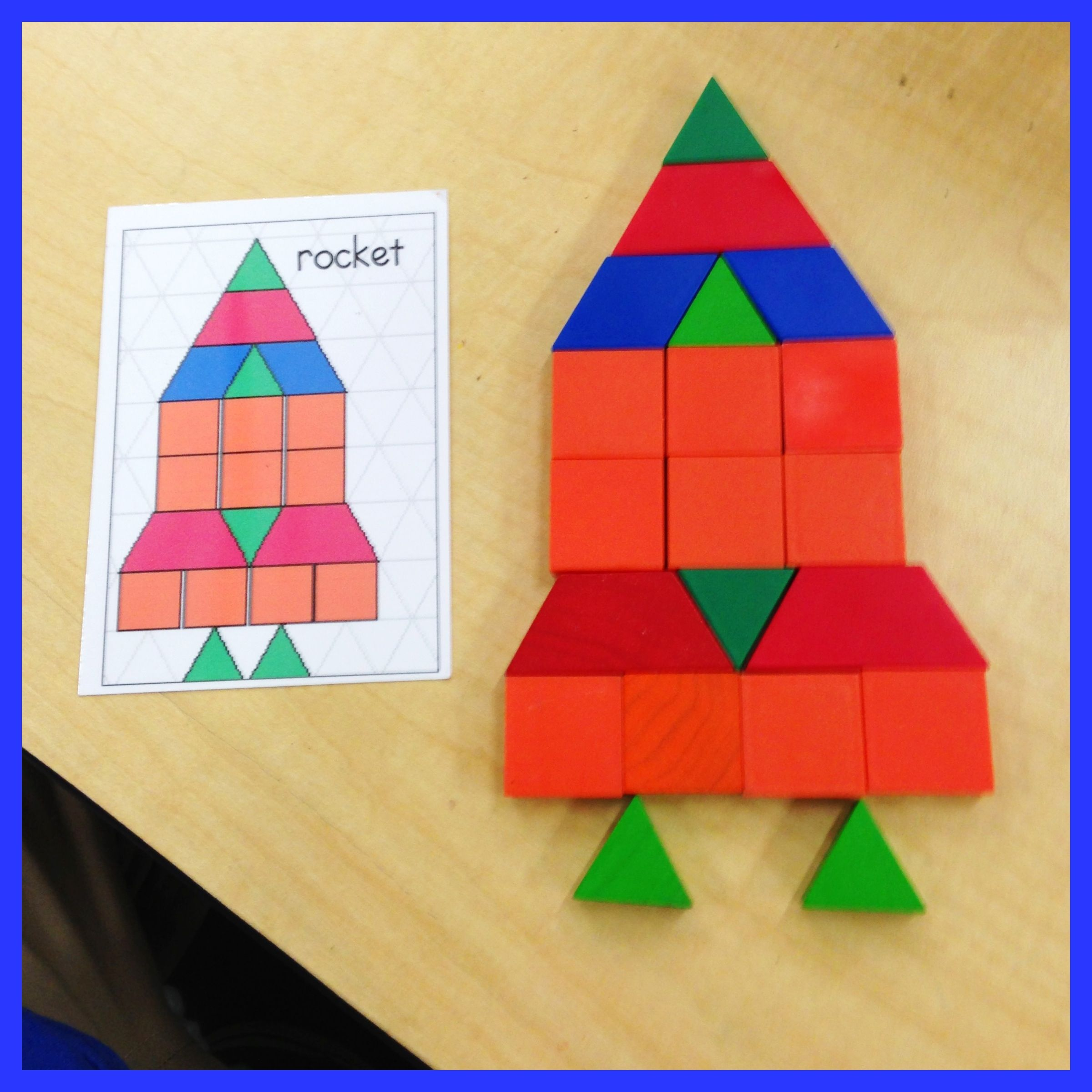 Construct Using Basic Shapes Amp Spatial Reasoning To Model Objects In The Environment