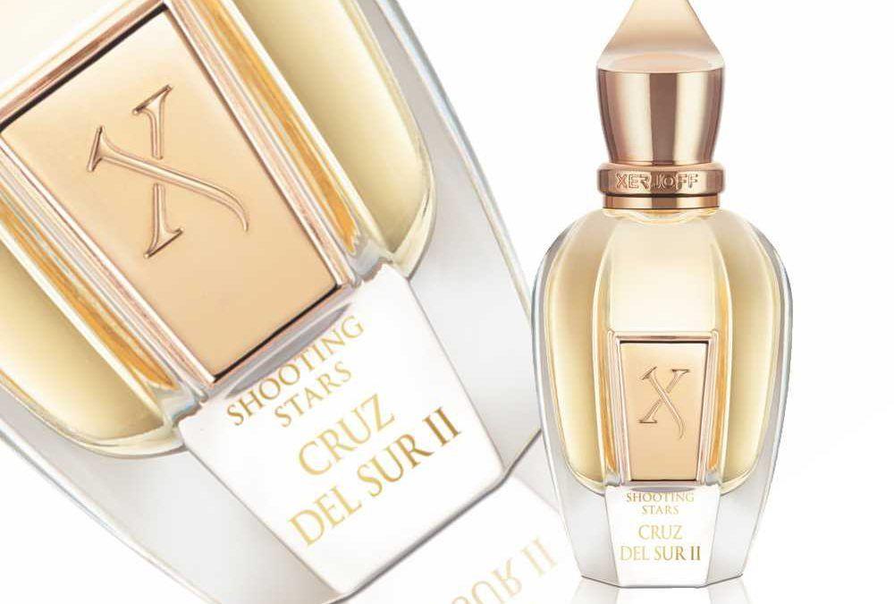 Xerjoff Shooting Stars Cruz Del Sur Ii Aafke S Nieuws Parfum Fles